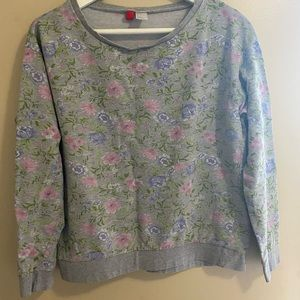 Floral H&M Sweater